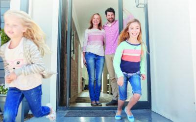 Mit günstigen Zinsen den Wohntraum erfüllen