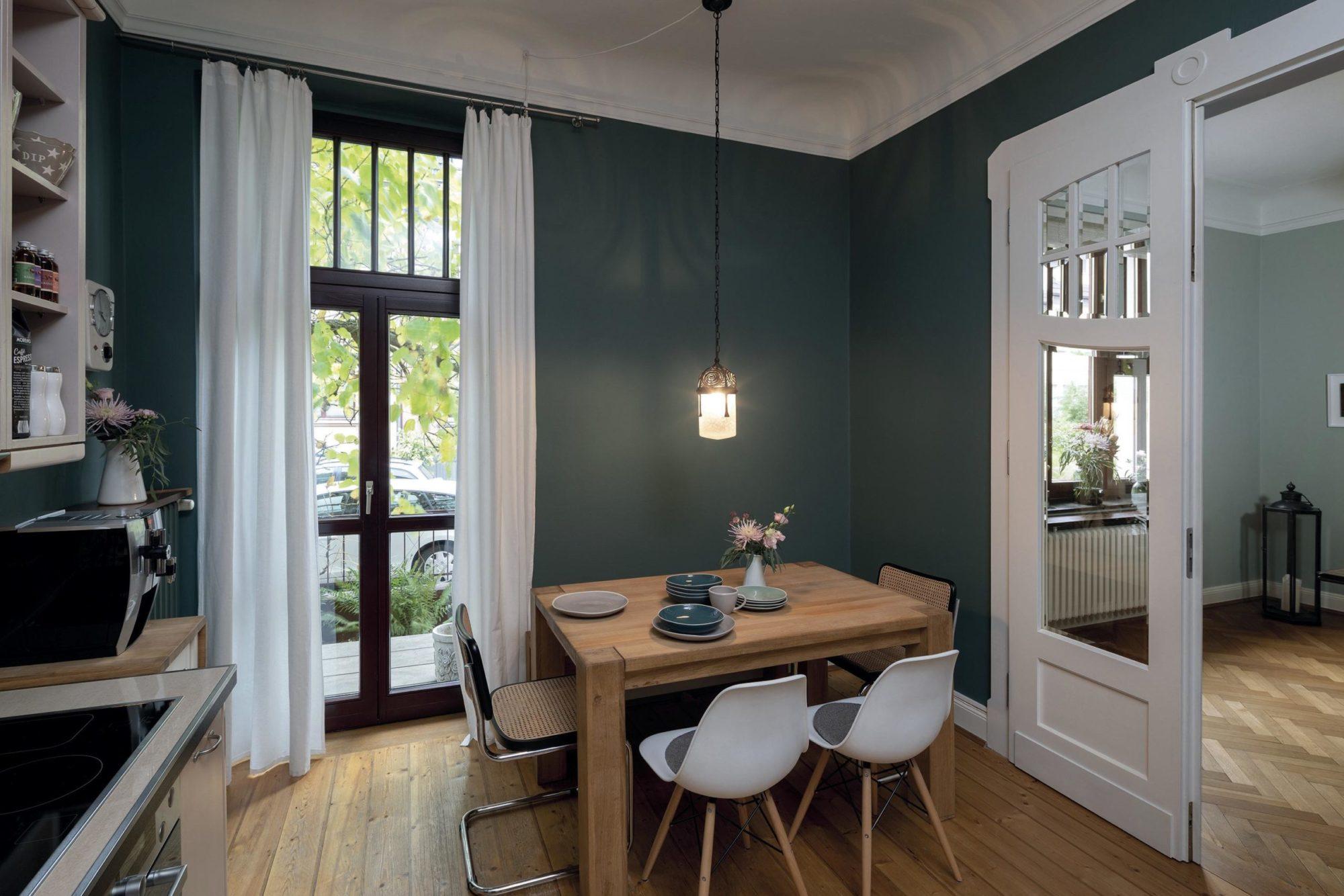 Trendfarben Küche