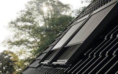 Das Dachgeschoss optimal gegen Hitze schützen