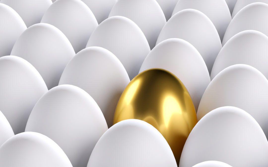 Der richtige Makler ist Gold wert.