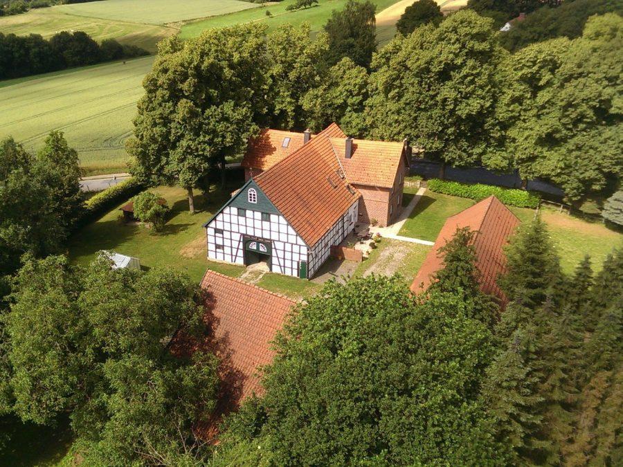 Ländliches Anwesen mit Weitblick, 49124 Georgsmarienhütte