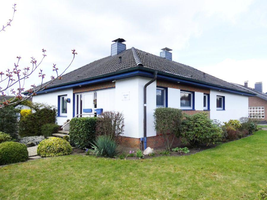 Alles auf einer Ebene – Gepflegter Bungalow in Hollage, 49134 Wallenhorst