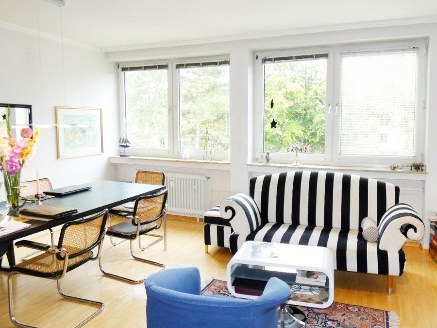 Lichtdurchflutete 4-Zimmer-Wohnung in der Weststadt, 49078 Osnabrück