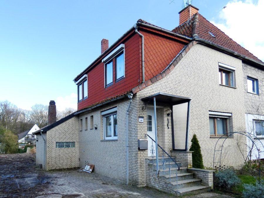 Handwerker aufgepasst! Sanierungsbedürftige Doppelhaushälfte in beliebter Wohnlage von Sutthausen, 49082 Osnabrück