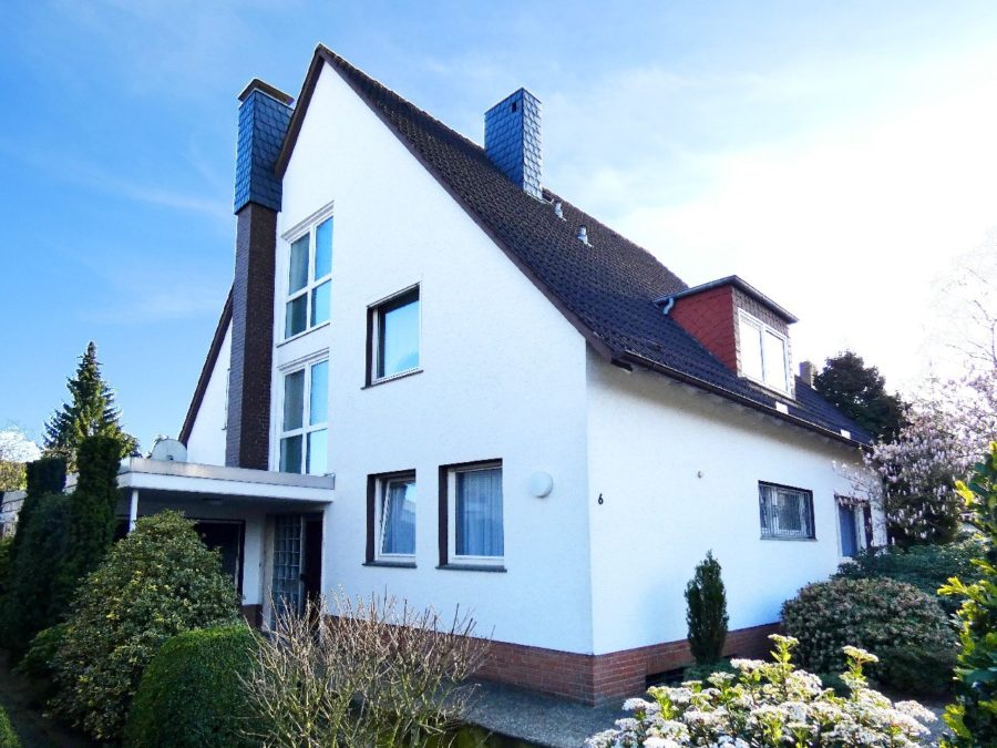 Nähe Bürgerpark: Großes, gepflegtes Ein-/Zweifamilienhaus, 49088 Osnabrück